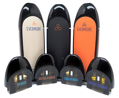 Products From Evermore Cannabis Company